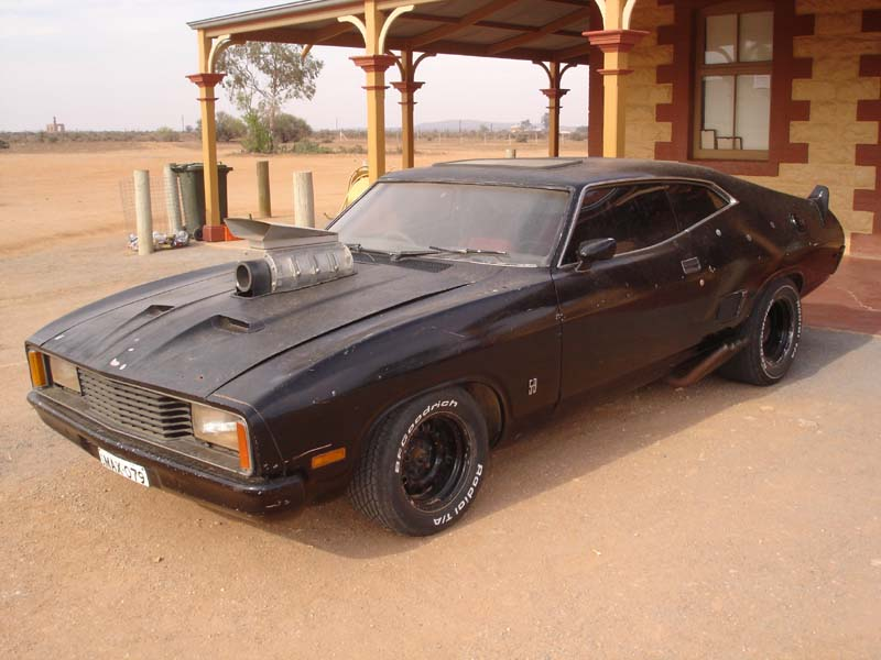 Mad Max Car For Sale >> Mad Max 2 / The Road Warrior Vehicles - Wrecks at Broken Hill