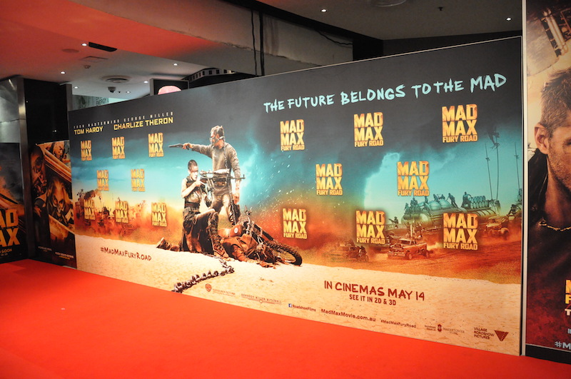 Sydney Cast And Crew Premiere Mad Max Fury Road