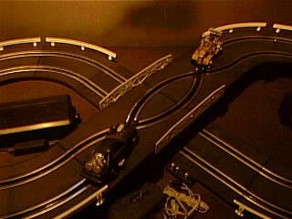 "The Road Warrior ""Road Rage"" Slot Car Set"