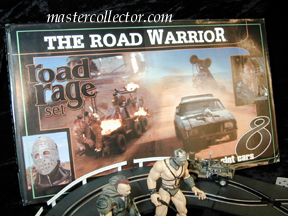"The Road Warrior ""Road Rage"" Slot Car Set Box"